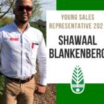 Young SANA Sales Representative 2021