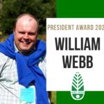 President's Award 2021
